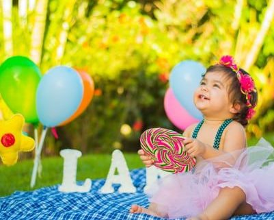 fête pour enfant anniversaire